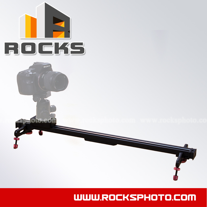 60 (1500mm) Video Slider Rail Dolly Track Camera Camcorder Slider Tracking<br><br>Aliexpress