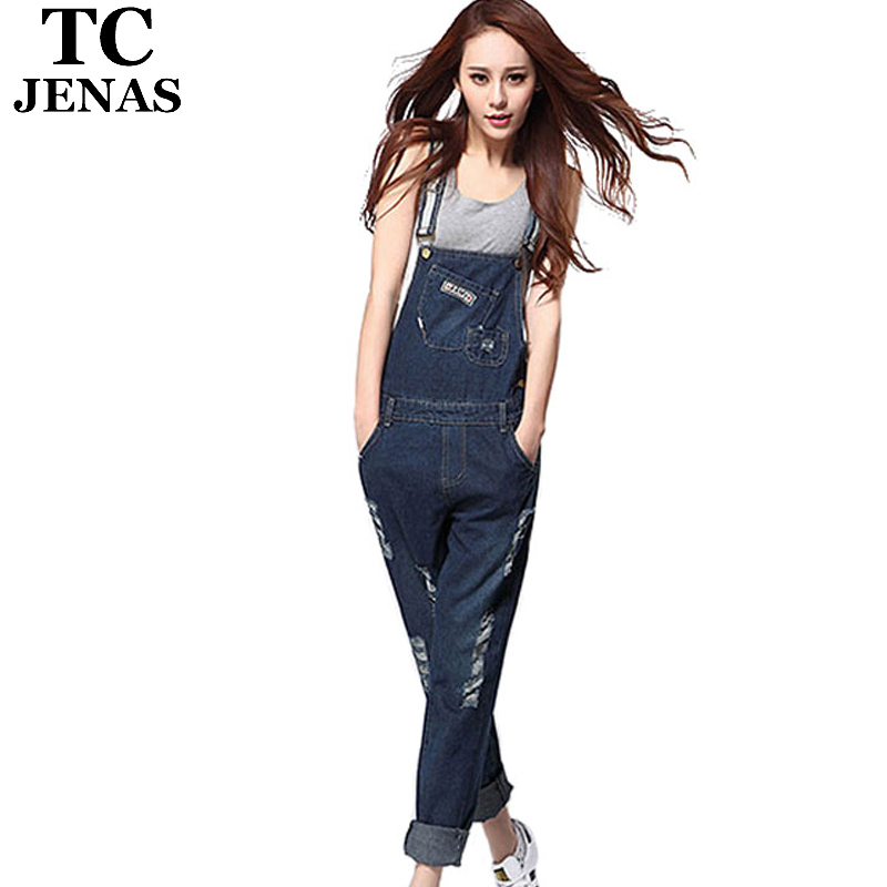 Overall Jeans For Womens - Jon Jean
