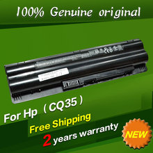 Free shipping 516479-121 NU089AA NU090AA FOR HSTNN-DB93 DB94 DB95 IB93 IB94 IB95 LB93 LB94 LB95 Original laptop Battery For Hp