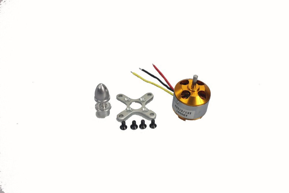 A 2212 A2212 1000KV Brushless Outrunner Motor W/ Mount , RC Aircraft / KKmulticopter 4 Axle Quad copter UFO F02015