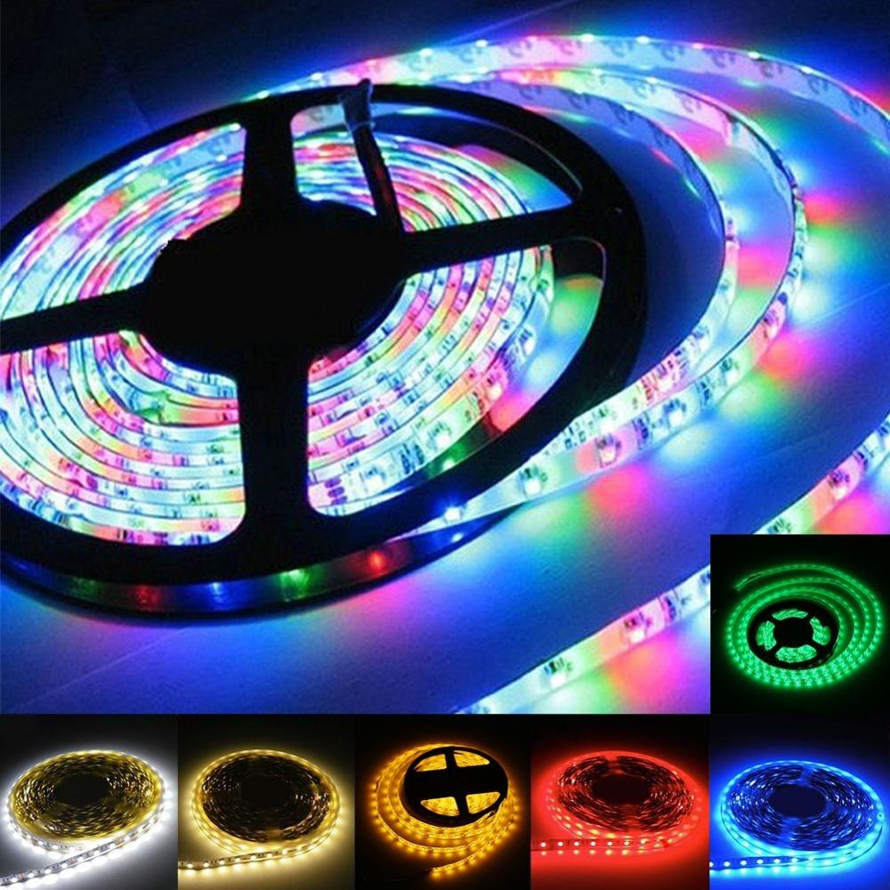 leds 12v 3528smd flexible led strip home decoration light for outdoor
