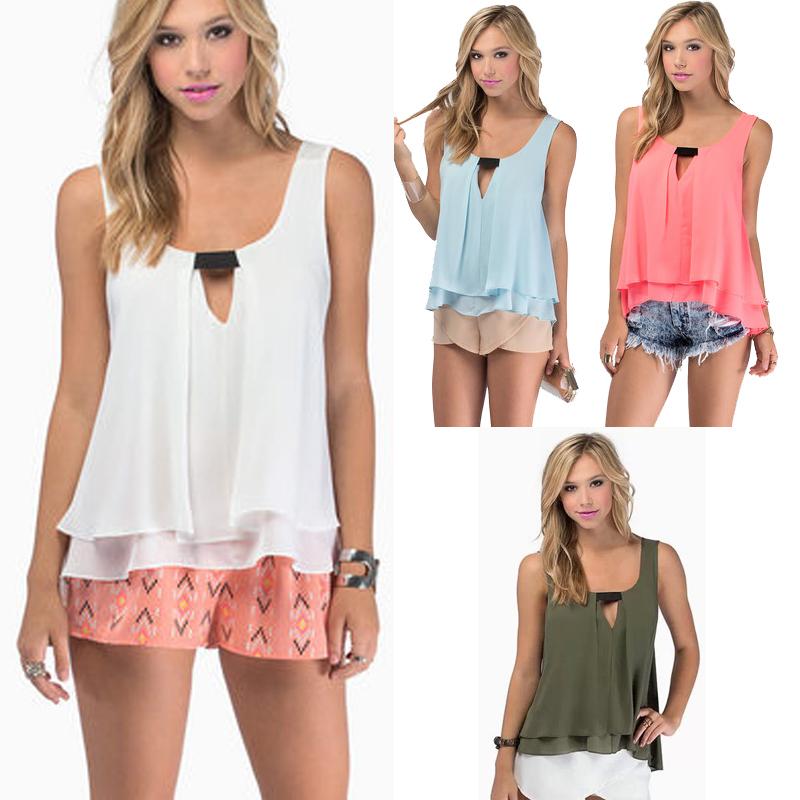 Cute Summer Blouses Long Sleeved Blouse
