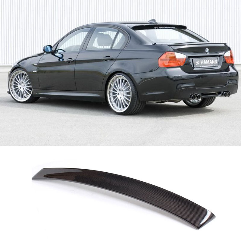 Buy Carbon Fiber Rear Trunk Spoiler Bmw 3 Series E90
