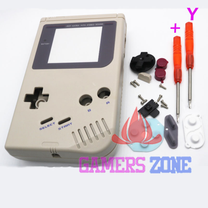 For Gameboy Game Boy Original Console Shell Case Housing w Screen W/ Screwdriver-in Cases from Consumer Electronics on Aliexpress.com | Alibaba Group