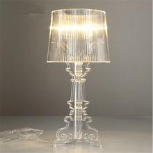 """Wunderland Moderne """"geist Schatten"""" schlafzimmer Nachttischlampen Mit Schatten LED Tischleuchte E27 110 V/220 V Lesen Schreibtisch Lichter Hause(China (Mainland))"""