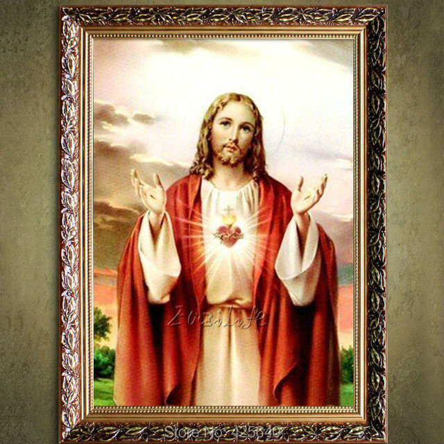 home decor jesus christ painting sacred heart of jesus home decor archives cherish jesus