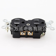 Milky white household Marine furniture outlet in the United States Wall socket European standard socket Brazil(China (Mainland))