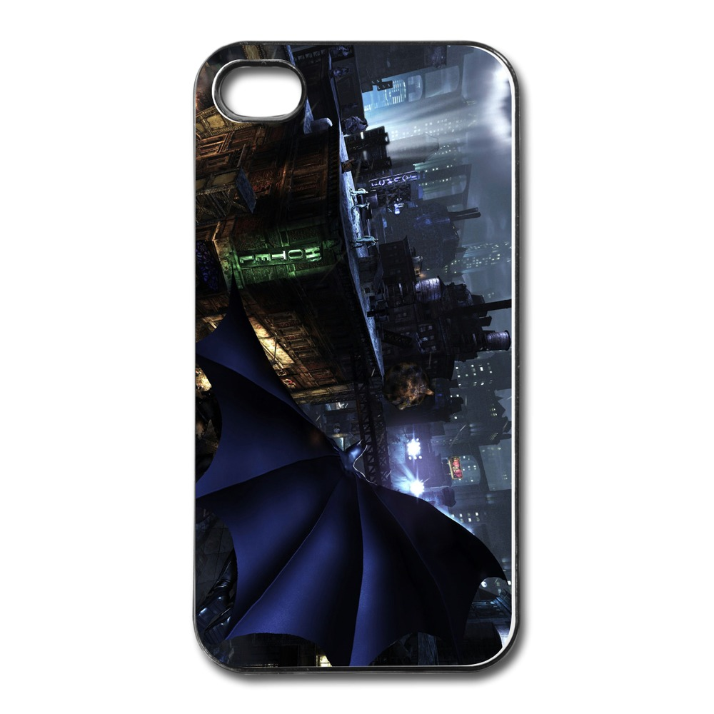 Case For Iphone 4s Customize Cool Batman Arkham City Team Picture 4s Cases Cheap(China (Mainland))