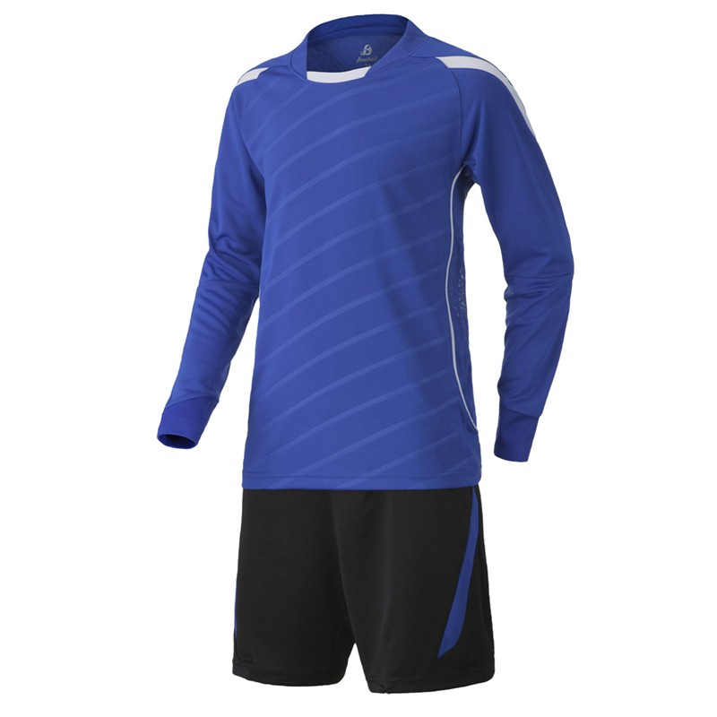 2016 High Quality Kids Soccer Jersey Sets Tracksuit Children Football Training Uniforms Sports Competition Long Sleeve Suit XXS(China (Mainland))