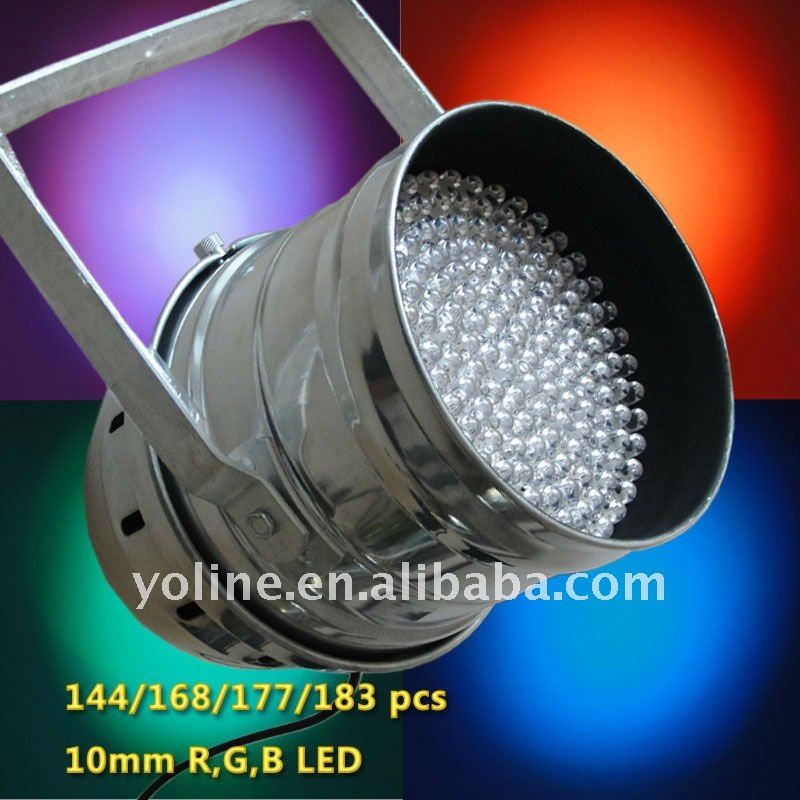 YO-LD603-4 183*10mm RGB LED event uplighting,Epistar LED chips.Free shipping!