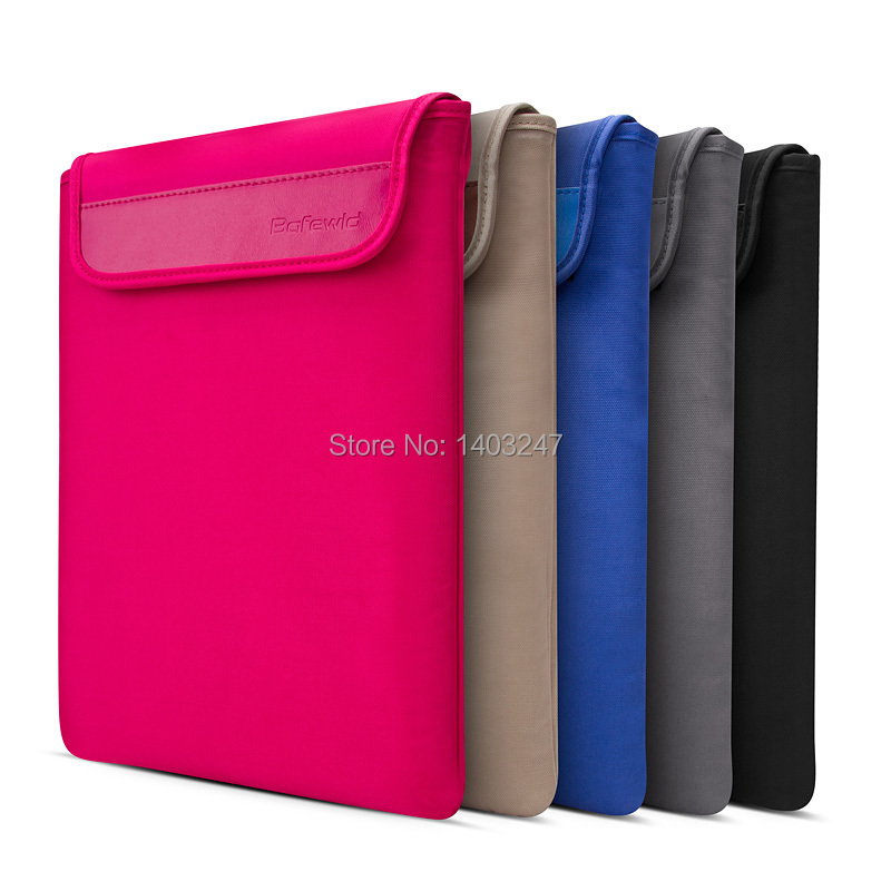 Bafewld 11 11.6 12 12.5 13 13.3 14 15 15.6 17 17.3 inch Notebook Computer Laptop Sleeve Bag for Men Women Ultrabook Cover Case(China (Mainland))