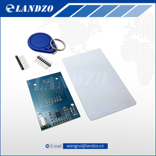 free shipping RC522 MFRC-522 RFID RF IC card sensor module to send S50 Fudan card, keychain for arduino(China (Mainland))