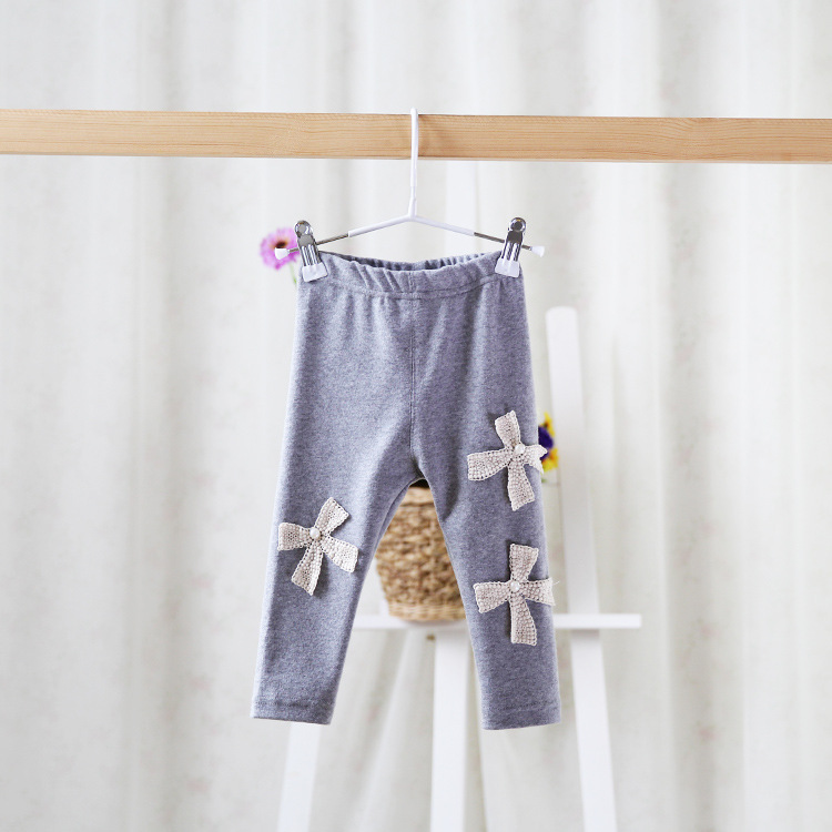 2015 New autumn,baby girls cotton flowers leggings,lace embroidery,5 colors,5 pcs/lot,wholesale kids clothing,2743<br><br>Aliexpress