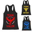 pokemon go tank tops yeezy thrasher palace shirts homme gym clothing gymshark pokemon vest