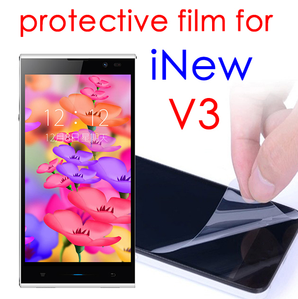 Protective Film iNew V3 , HD Screen Protector - QIN CHEM's store