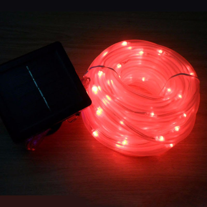 LED solar rope light-10