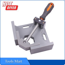 Metco single handle 90 degree right angle aluminum angle clip clip clip woodworking aquarium frame gussets clip tool