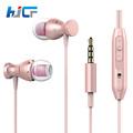 2016 Quality Stereo In-ear Headsets Earphone Sport Shoelace Earphones HIF Headphone with Mic Universal Fone De Ouvido