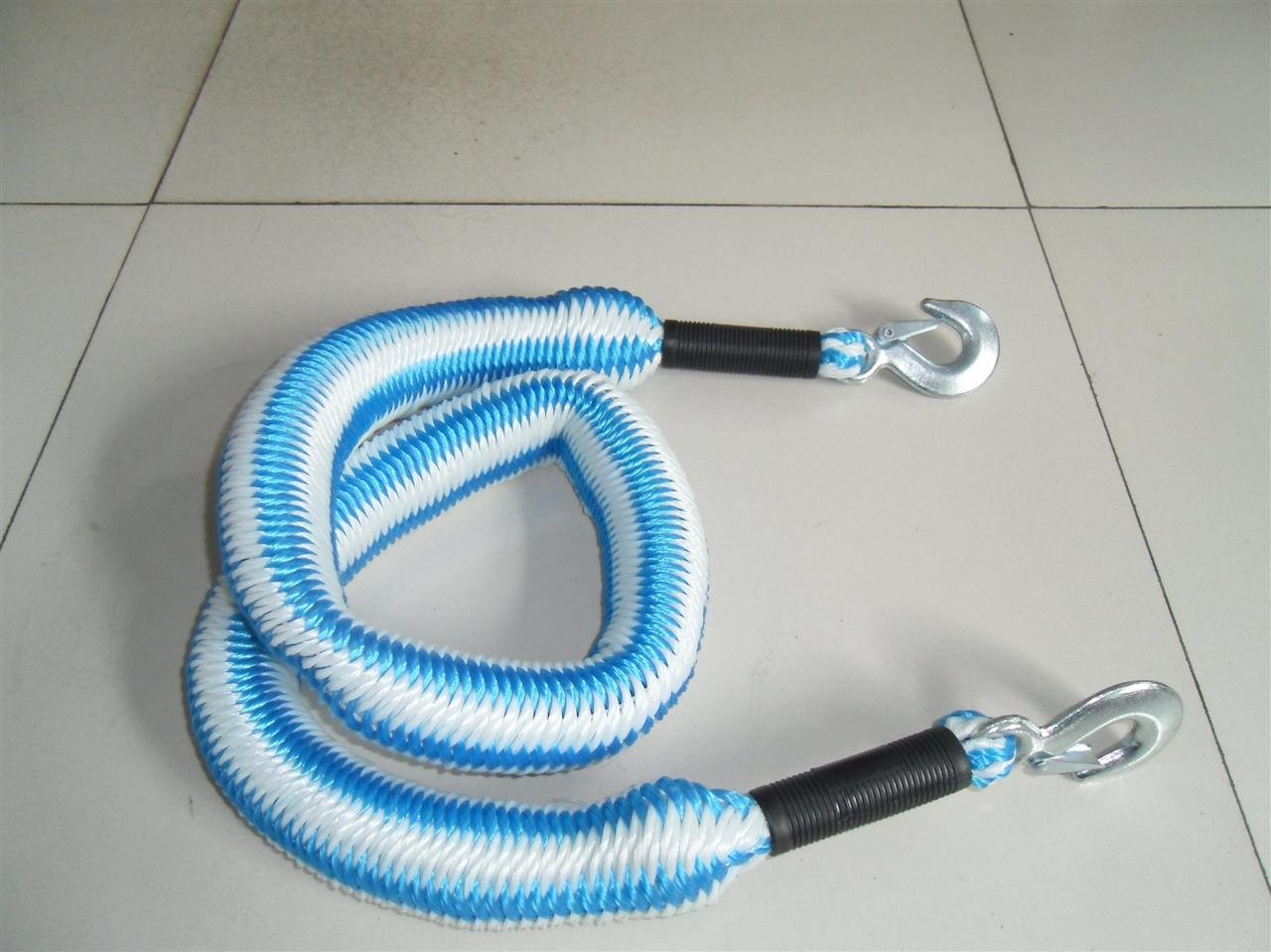 Chong three drill high-end car tow rope polypropylene drag trailer hove four tons(China (Mainland))