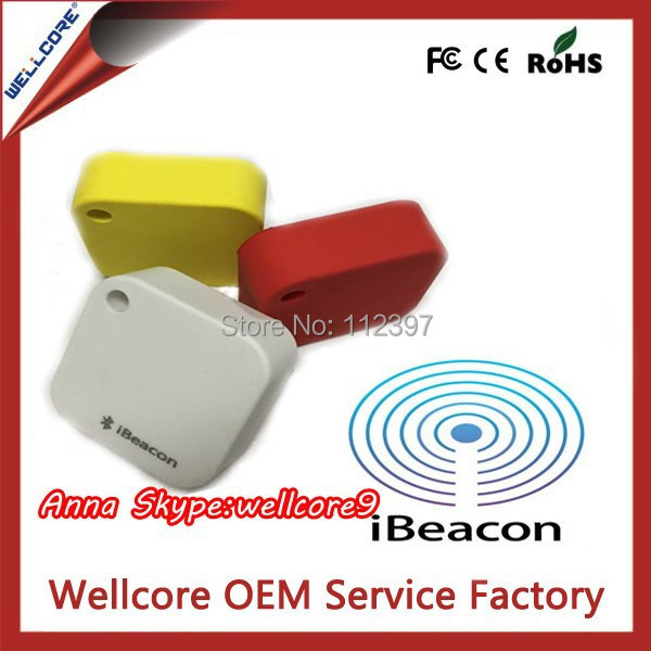 Hot Sale !High quality indoor location advertisements broadcaster CE and FCC certificated bluetooth beacon ble beacon(China (Mainland))