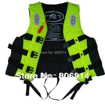Free Shipping 6-12 years old water sports child kid life vest life jacket life buoy flotation jacket swimming vest boating vest