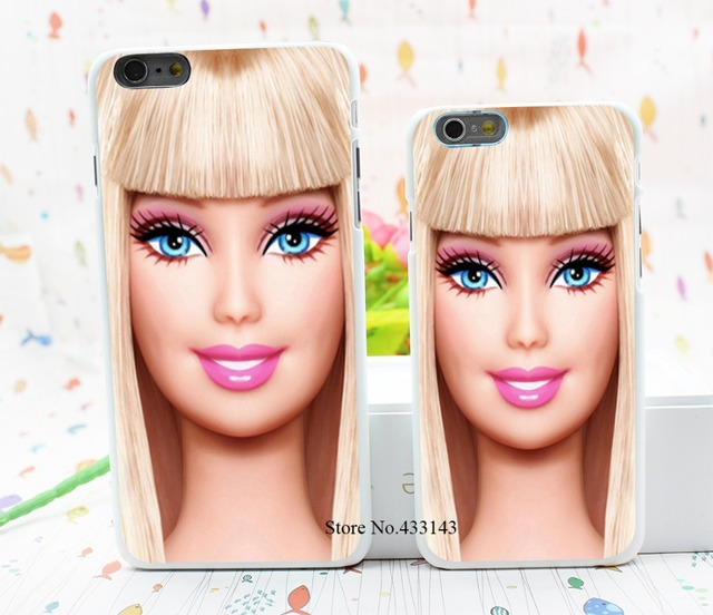 Etui iPhone 6/6S/6plus Barbie Doll