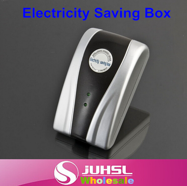 Free Shipping!New Type Power Electricity Saving Box,Energy Saver,province electricity,uk Plug/US Plug/EU Plug,90V-240V,2PCS(China (Mainland))