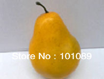 Foam big green pear for decoration-sales well(China (Mainland))