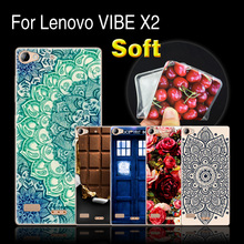 "Buy FOR Lenovo Vibe X2 5.0"" Case Cover, Soft Silicone Colored Painting Case Cover FOR Lenovo X2 X 2 Phone Protective Cases Covers for $1.21 in AliExpress store"
