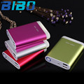 Power Bank Real 10400mAh Dual USB PowerBank Portable Charger External BatteryPanel LED Light Ferising Powerbank 18650