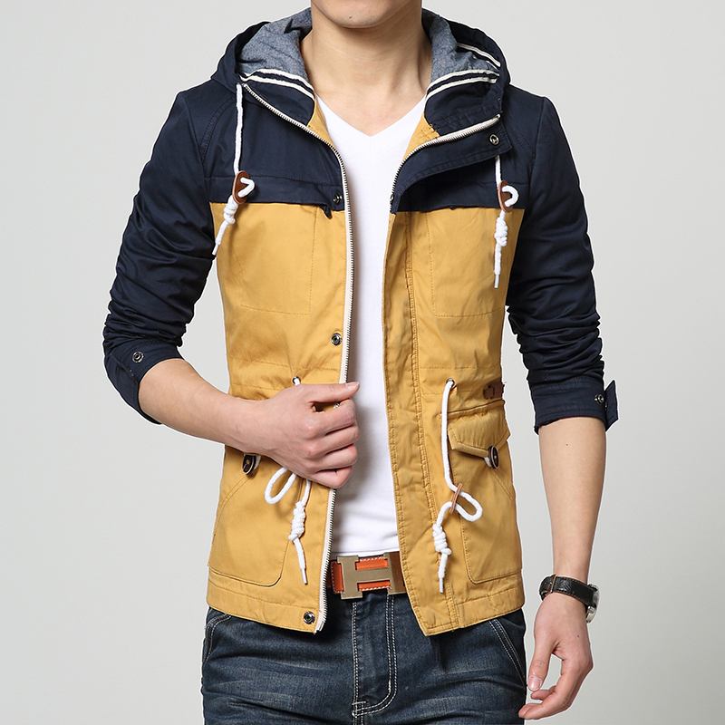 2015 NEW spring autumn chaqueta hombre men coat mens jackets and coats veste homme sport male casual jacket(China (Mainland))