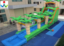 Giant inflatable water slide for sale, wave water slide(China (Mainland))