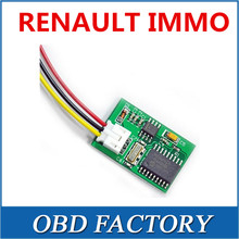 Buy 2pcs/lot For Renaul Immo Emulator work with renaul ecu decoder For Renaul Immobilized Emulator for $9.90 in AliExpress store