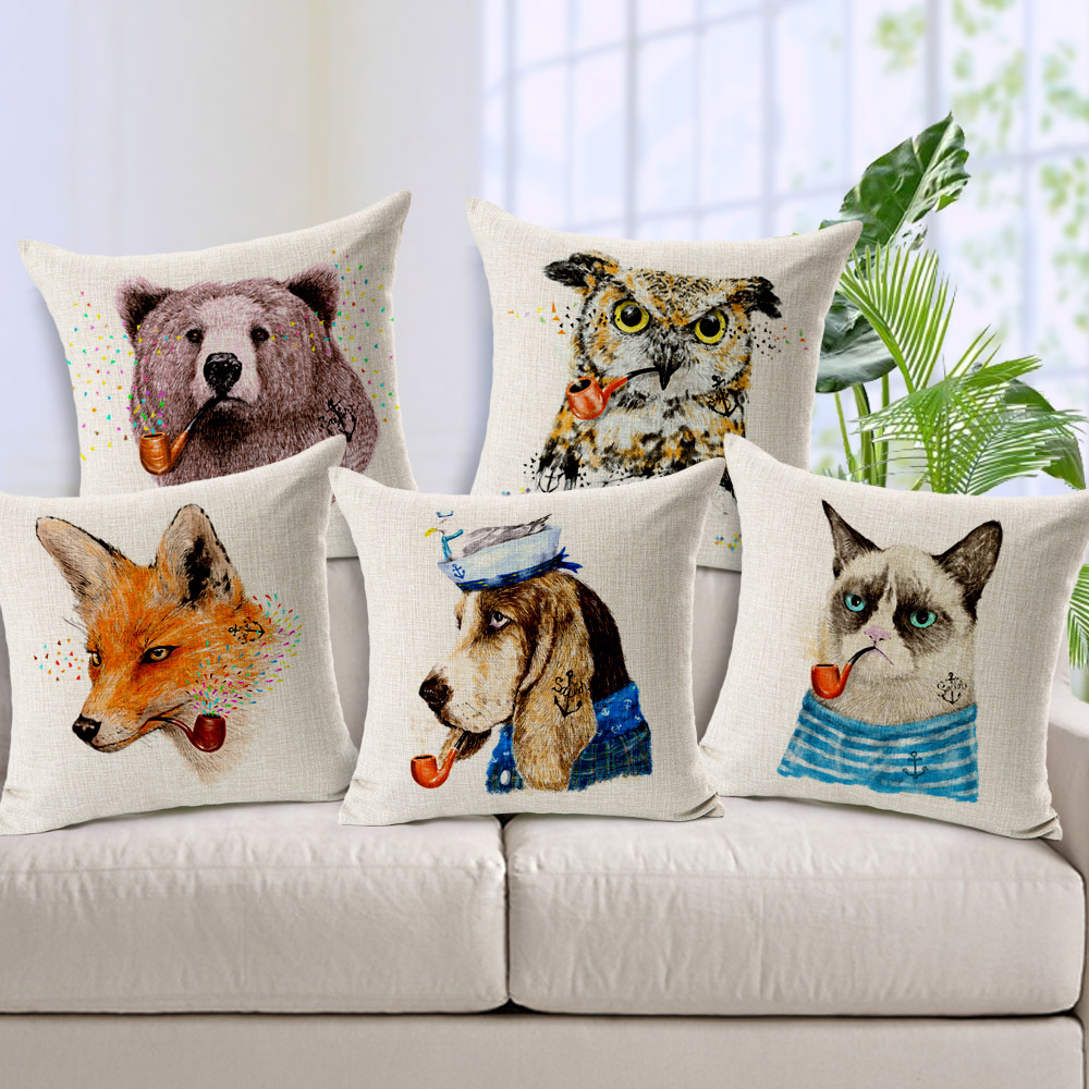 Animal Pillows Bulk : Cartoon Fox Drawing Reviews - Online Shopping Cartoon Fox Drawing Reviews on Aliexpress.com ...