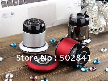 High Grade!2012 New Doss Asimom DS-1168 Alloy steel Intelligent voice wireless Bluetooth Mini speaker