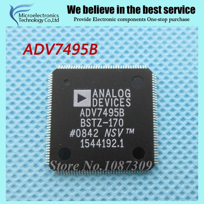 5PCS free shipping ADV7495B ADV7495BBSTZ-170 ADV7495BBSTZ TQFP-144 LCD motherboard chip new original(China (Mainland))