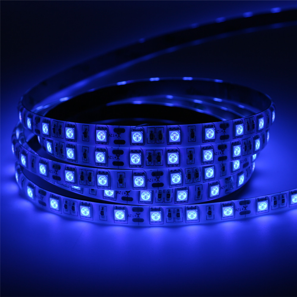 Super Bright 5M UV Ultraviolet Led Strip Light DC12V 5050 ...