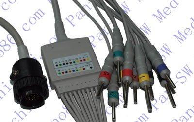 Kanz pc-104 один кусок 10-ЭКГ кабель