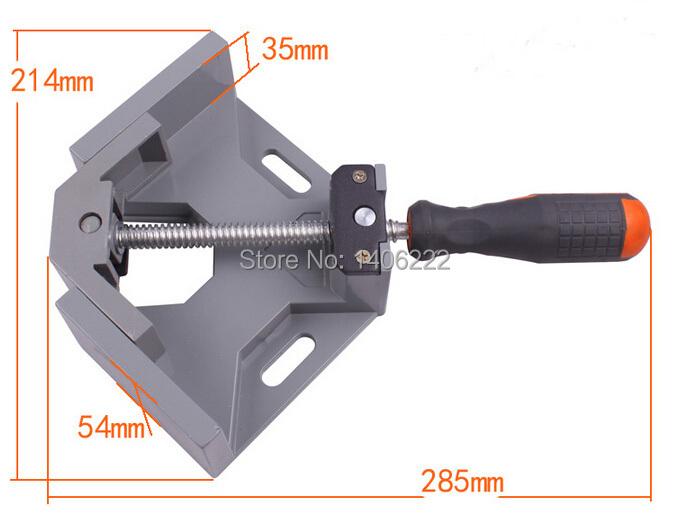 Sola manija 90 degree clip de ángulo férula angular Carpenter ...