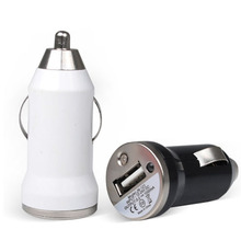 50 шт./лот 5 В 1A мини USB авто автомобильное зарядное устройство адаптер прикуривателя для iphone 6 6 плюс 5 5S 5c 4S зарядное устройство