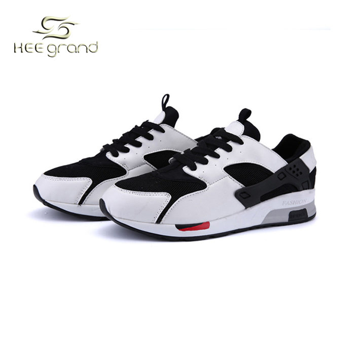 2016 Hot  Men Shoes Breathable Height Increasing Stability Sport Shoes Men's Daily Sneakers Relaxed Fits Running Shoes XYP122