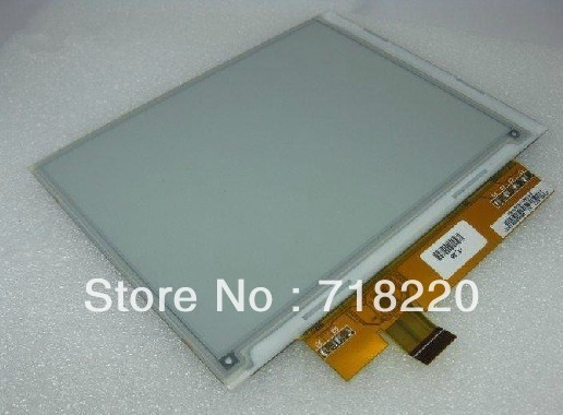 Original E-ink LCD display, ED060SC4 LCD for Ebook reader,PRS 505, 600 ,500,