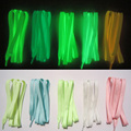 Fluorescent Shoe Laces120 Cm Long Shoelaces Luminous Laces