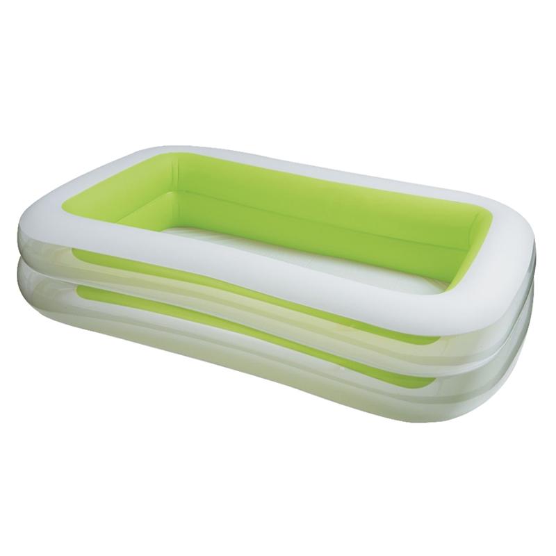 Online kopen wholesale kleine plastic zwembad uit china for Klein opblaasbaar zwembad