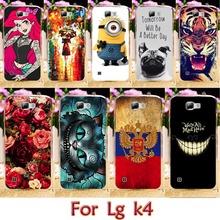 Buy Soft TPU Plastic Case LG K4 K120E K130E 4.5 inch Painted LG K120E LG K130E Case Cover Shell housing Phone Skin for $1.68 in AliExpress store