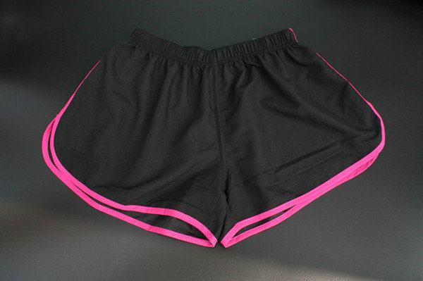 2015 New women Jogging Quick Drying Breathable Short Running shorts Elastic Waist Candy Colors