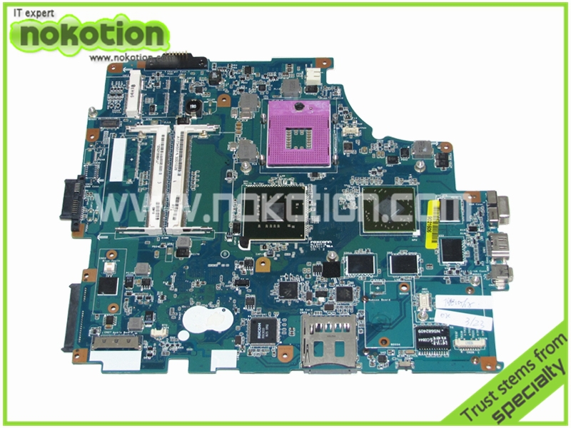 MBX-189 motherboard For Sony Vaio VGN-FW Series Laptop Intel DDR2 With ati graphics A1734501A M763 REV 1.0 1P-0091J00-8010(China (Mainland))