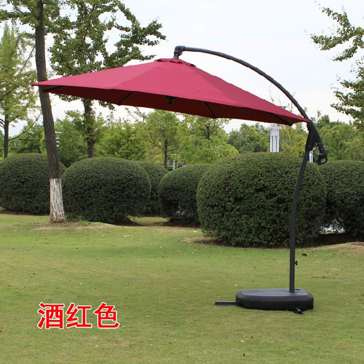 Aluminum outdoor umbrella patio umbrellas upscale side terrace tea shop<br><br>Aliexpress