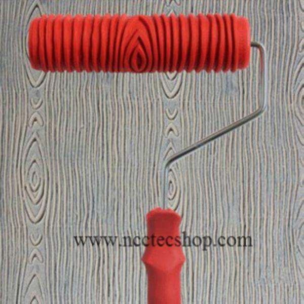 wood pattern roller 2