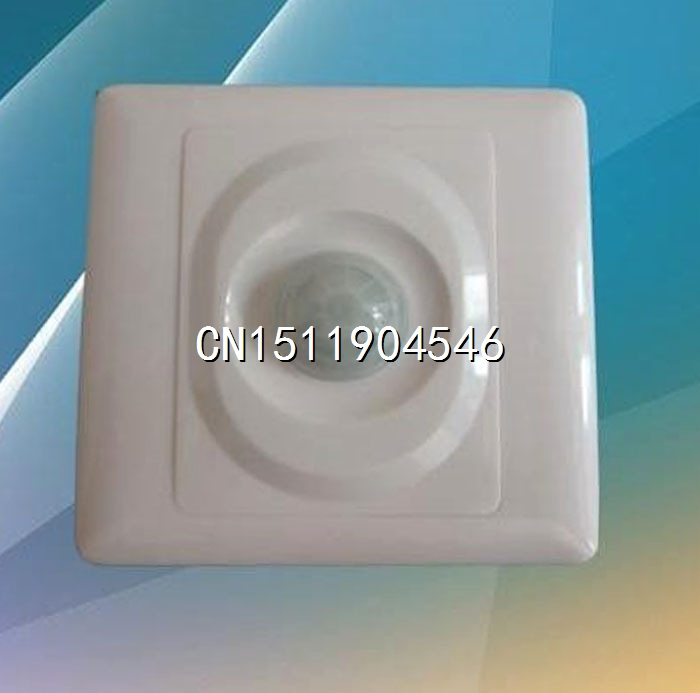 Trustworthy Automatic Infrared PIR Motion Sensor Switch for Home Office LED Light Cami